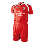 Kit Darlington 2012-2013 Away