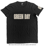 T-Shirt Green Day Logo & Grenade