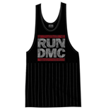 Run DMC  Top für Frauen - Design: Logo Vintage