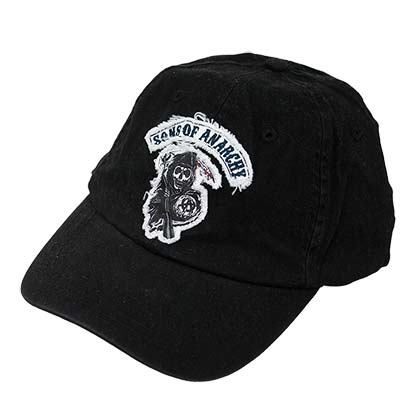 Kappe Sons of Anarchy Reaper Hat