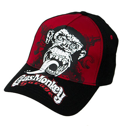 Kappe Gas Monkey Garage Blood Sweat Beers