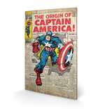 Kunstdruck Captain America  263039