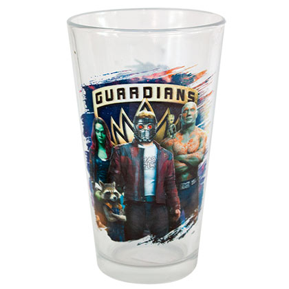 Glas Guardians of the Galaxy