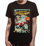 T-Shirt Spiderman - Comic Cover
