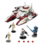 LEGO® Star Wars™ The Clones Wars Republic Fighter Tank™
