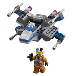 LEGO® Star Wars™ Microfighters Episode VII Resistance X-Wing Fighter™