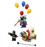 The LEGO® Batman Movie™ Jokers Flucht mit den Ballons