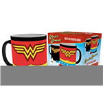 Wonder Woman Tasse mit Thermoeffekt Costume