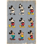 Poster Mickey Mouse 263861