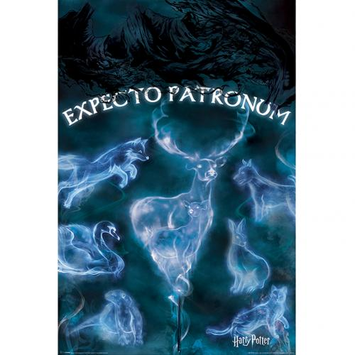 Poster Harry Potter Patronus 288