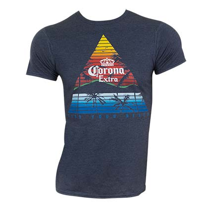 T-Shirt Coronita Traingle Logo