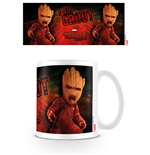 Guardians of the Galaxy Vol. 2 Tasse Angry Groot