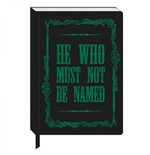 Harry Potter A5 Notizbuch Voldemort