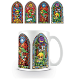 Legend of Zelda Tasse Stained Glass