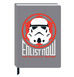 Star Wars A5 Notizbuch Stormtrooper Icon