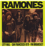 Vinyl Ramones - City Hall Plaza 1979 In San Francisco