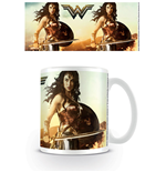 Wonder Woman Tasse Fierce