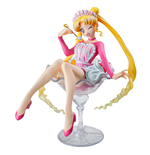 Sailor Moon Sweeties Statue Usagi Tsukino (Sailor Moon) Fruit Shop Ver. 16 cm