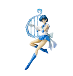 Sailor Moon SuperS S.H. Figuarts Actionfigur Sailor Merkur (S4) Tamashii Web Exclusive 14 cm