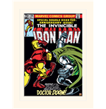 Kunstdruck Iron Man 264433
