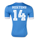 Trikot Neapel 2015-2016 Home