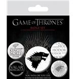 Brosche Game of Thrones  264568