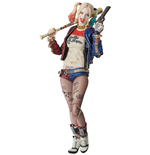 Suicide Squad MAF EX Actionfigur Harley Quinn Previews Exclusive 15 cm