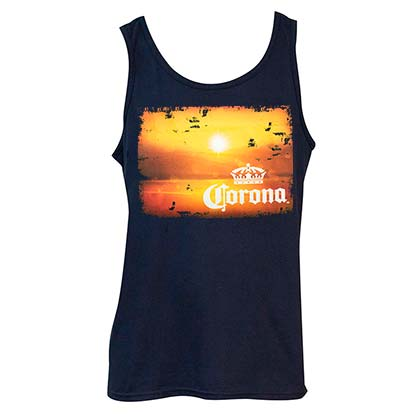 Top Corona Extra Sunset