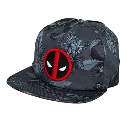 Kappe Deadpool Floral