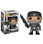 Gears of War POP! Games Vinyl Figur Marcus Fenix (Old Man) 9 cm