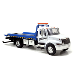 Fast & Furious 7 Diecast Modell 1/24 2008 International Duraster Flat Bed Tow Truck