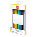 LEGO Gelstifte 9-er Pack Bricks
