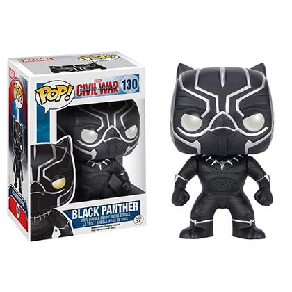 Actionfigur Black Panther