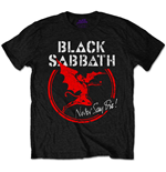 T-Shirt Black Sabbath  265177