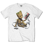 T-Shirt Guardians of the Galaxy V.2 Groot with Tape