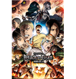 Poster Attack on Titan 265183