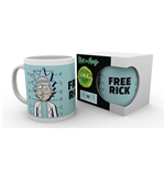 Tasse Rick and Morty - Free Rick