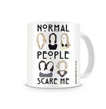 American Horror Story Tasse Normal People Scare Me