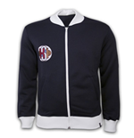 Trainingsjacke Vintage Island Fussball