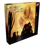 Avalon Hill Brettspiel-Erweiterung Betrayal at House on the Hill Widow's Walk englisch