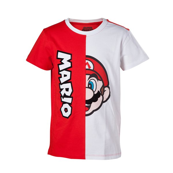 Super Mario T-Shirt für Kinde