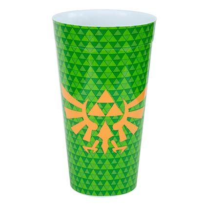 Glas The Legend of Zelda - Triforce