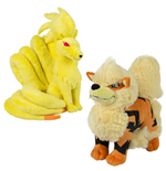 Pokemon Legacy Plüschfiguren 25 cm Sortiment (2)