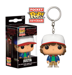 Stranger Things Pocket POP! Vinyl Schlüsselanhänger Dustin 4 cm