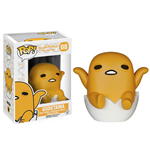 Gudetama, the Lazy Egg POP! Animation Vinyl Figur Gudetama 9 cm