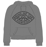 Bring Me The Horizon  Sweatshirt unisex - Design: Eye