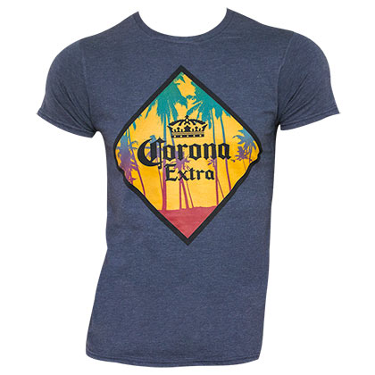 T-Shirt Coronita Palm Tree
