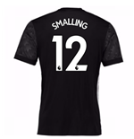 Trikot 2017/18  Manchester United FC 2017-2018 Away Kinder (Smalling 12)