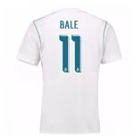 Trikot 2017/18  Real Madrid 2017-2018 Home (Bale 11)