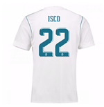 Trikot 2017/18  Real Madrid 2017-2018 Home (Isco 22)